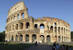 Colosseum by dtrford