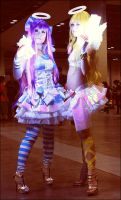 AFAX :: Panty and Stocking by aruki
