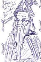 Dumbledore by ifihadacoconut