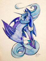 Princess Luna- For Sale by Famosity