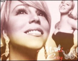 Mariah Carey by Butterfly20