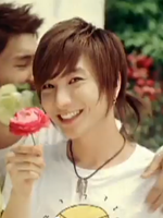 A Rose- Leeteuk by SungminHiroto