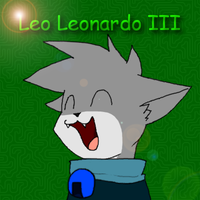 Happy Leo by Leo-Leonardo-III