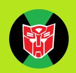 BEN 10 AND THE TRANSFORMERS ANIMATED LOGO by VectorMagnus2011