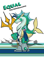 Equal the Hippocampus by NeoAtlantis