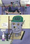 Brobot and its little brothers by DarkPlaceHospitalPLC