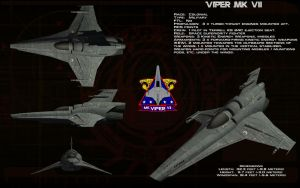 Viper Mk VII ortho by unusualsuspex