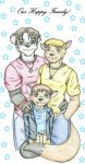 Our Happy Family by Yaoi-Bear