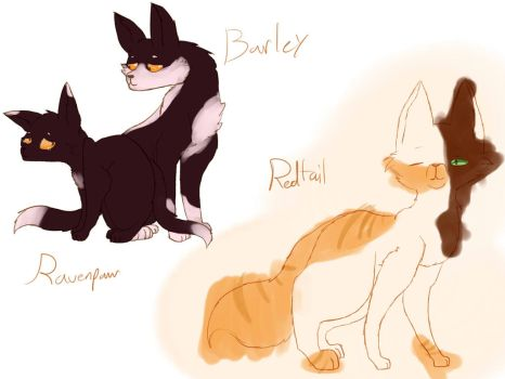 Cats by DaisyBlooms