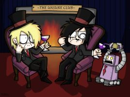 The Unsure Club by Dethkira