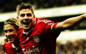 Torres and Gerrard Widescreen by heatherlump