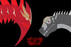 Godzilla Severed Info. by Daizua123