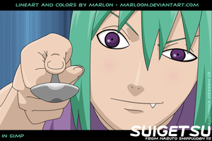 Suigetsu by marloon