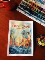 Oryx and Crake by PaperandDust