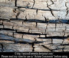 Cracked Wood by Smirnoff-Sweetie