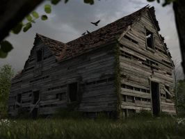 Old House by repawnd