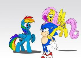 How about this pet Rainbow? by GameMaster14