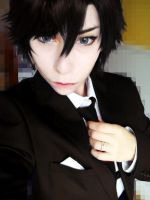 Costest - Jumin Han 2 by Mad-Hatter----X