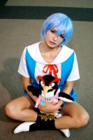 Rei Ayanami Unplugged Expo 2015 #15 by Lightning--Baron