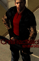 Chris Redfield BSAA TATS MODEL by a-m-b-e-r-w-o-l-f