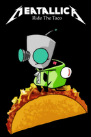Ride The Taco by Gabeatworld