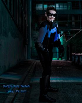 NightWing by juliet981