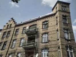 tenement house by photoobject-lens