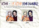 Action 14 - Icon Coloring by Nexaa21