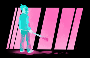 Hotline Miami by AJxKS35