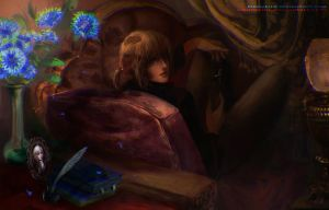 Mello, happy birthday by RikaMello