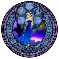 Akili's Stained Glass Window by Akili-Amethyst