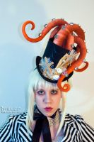 Octopus Tentacle Hat by apatico