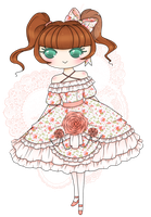 .: White Lolita :. by michiyoetandrea