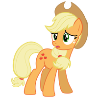 Vector: Applejack 7 by EStories