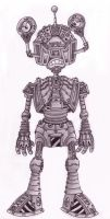 Robot De Niro by Splapp-me-do