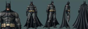 Batman ZBrush by Konartist-Portfolio