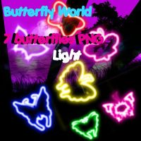Mariposa light by ButterflyEditions