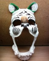 Tiger Mask by Inanis-Animus