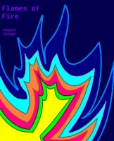 Flames of Fire by animeroxygirl