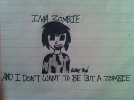 Zombie by PanheadBrittany