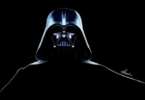 Darth Vader by The-Curtis
