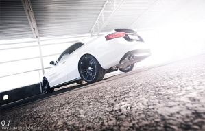 AUDI A5 ABT - frog perspective by dejz0r