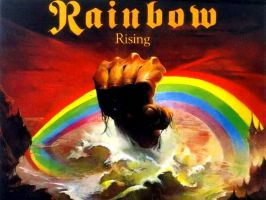 Rainbow Rising by Shockstar83