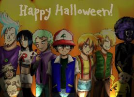 Happy Halloween by CodeNameZimbabwe
