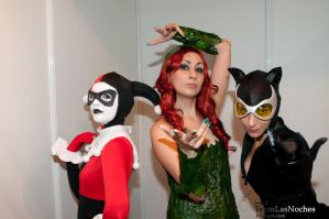 Gotham City Sirens 04 by Prometheacosplay