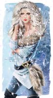 Ice Queen by Kajenna