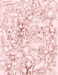 Wonderful World of Symphonia by piano-kun