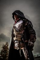 Assassin's Creed Unity - Arno Cosplay by xQUATROx