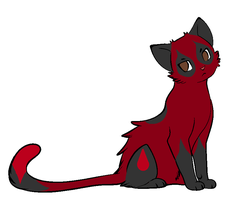 Hatched Adoptable ~ #3 ~ Bloody by vega37