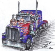 I LOVE YOU, OPTIMUS by supercarXS